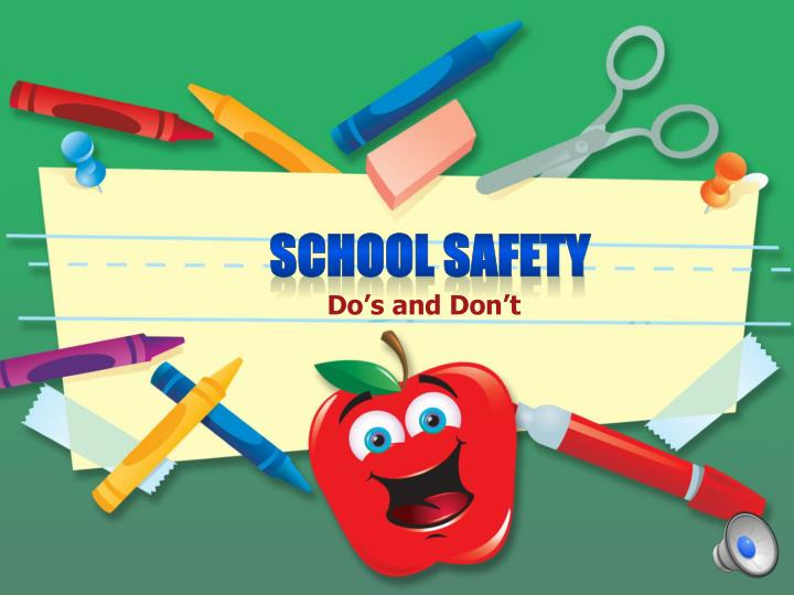school safety n.