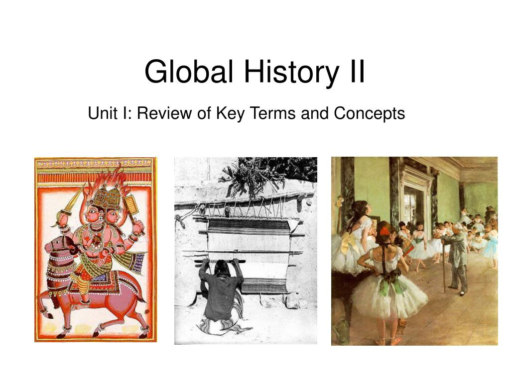 PPT - Global History II PowerPoint Presentation, free ...