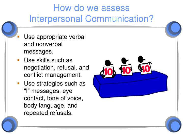 How do we assess