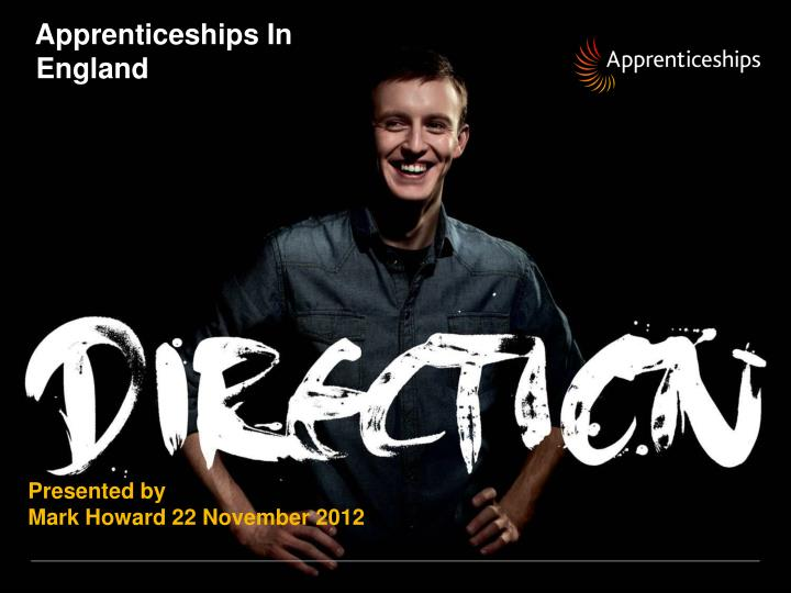 apprenticeships in england n.