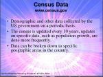 census data www census gov