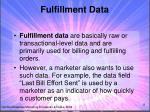 fulfillment data1