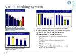 a solid banking system