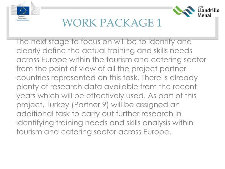 Work package 11