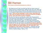 bill hamon http imagint com bereans prophesies cinc 1999 htm