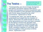 the twelve 4
