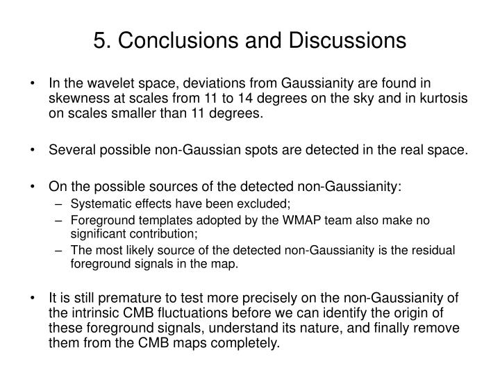 5. Conclusions and Discussions