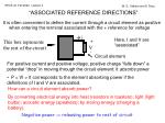 associated reference directions