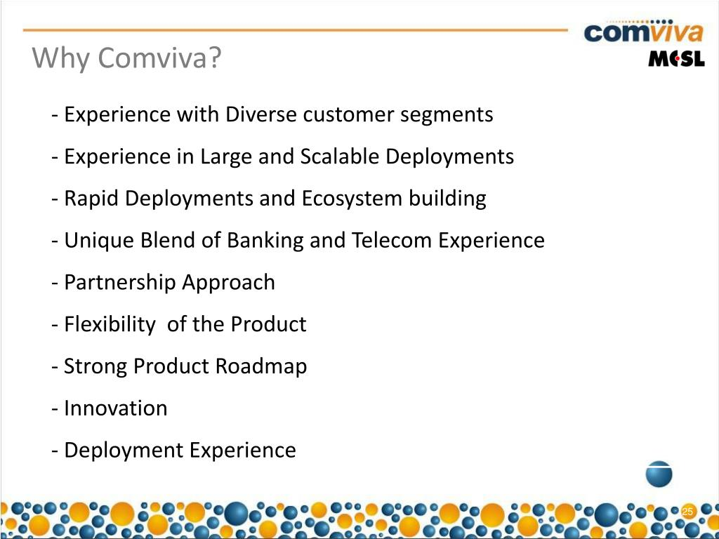 PPT - Comviva Mobile Commerce Platform : mobiquity ™ Mar