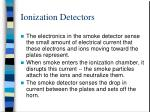 ionization detectors1