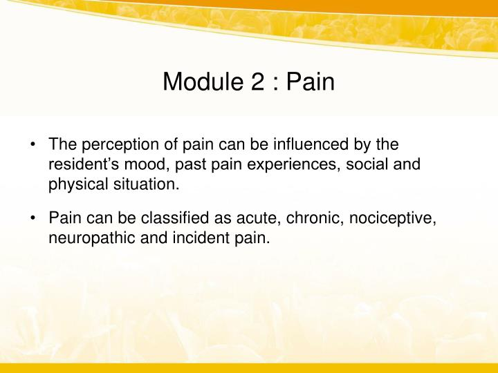 the assessment and management of pain Pain management is a major source of patient dissatisfaction with muhc there is no systematic process for assessing and treating chronic pain that patients experience prior to hospitalization pain management approaches designed for acute pain may be ineffective in addressing chronic pain.