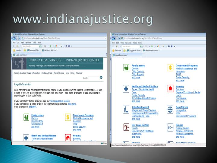 www.indianajustice.org
