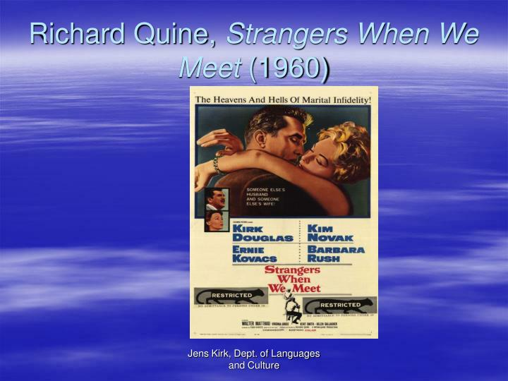 Richard Quine,