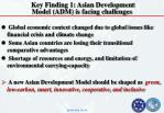 key finding 1 asian development model adm is facing challenges