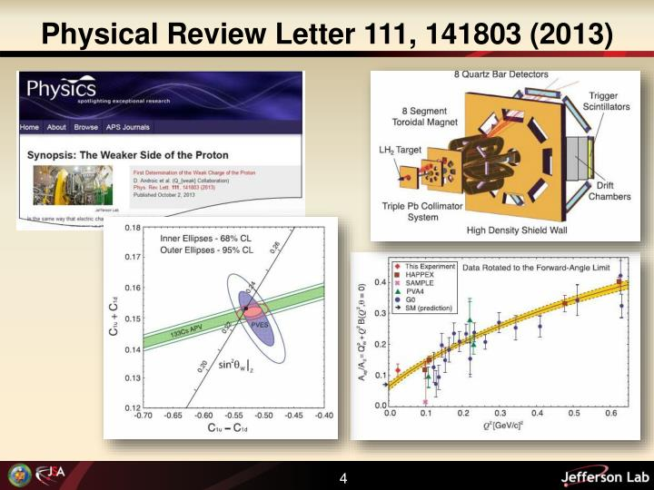 Physical Review Letter 111, 141803 (2013)