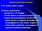 vienna convention issues