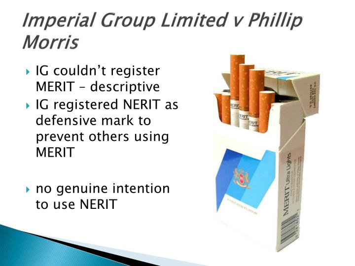 Imperial Group Limited
