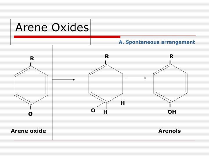 Arene Oxides