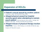 expansion of hclcs1