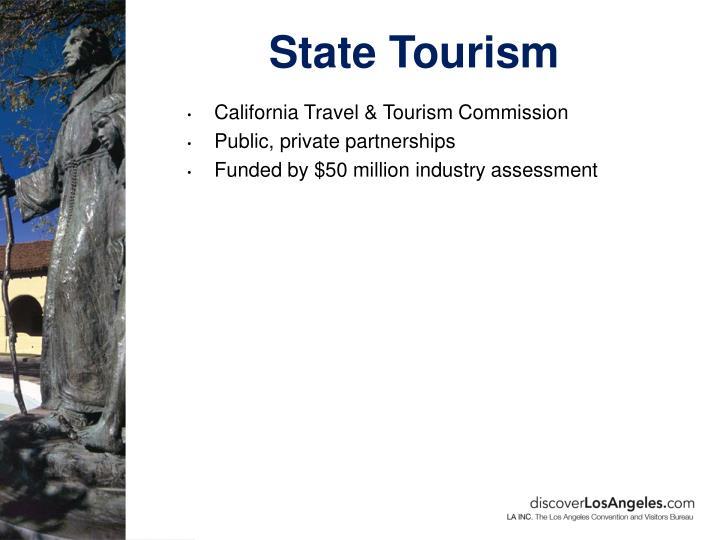 State Tourism
