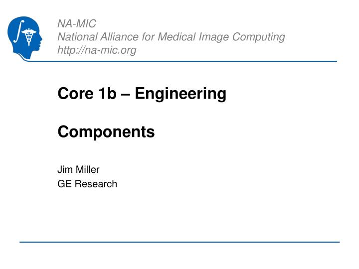 core 1b engineering components n.