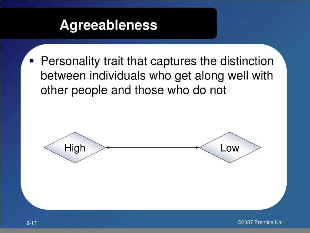 PPT - 2 Individual Differences: Personality and Ability