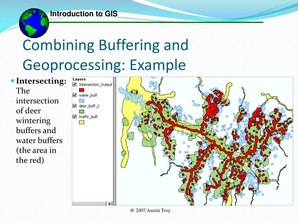 PPT - Vector Geoprocessing PowerPoint Presentation - ID:2944397