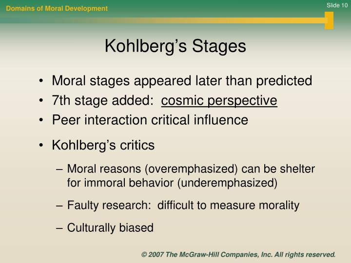 "incorporating kohlberg s stages of moral development into the justice system Kohlberg's stages of moral development crj 220 assignment 2: incorporating kohlberg's stages of moral development into the justice system students, please view the ""submit a clickable rubric assignment"" in the student center."