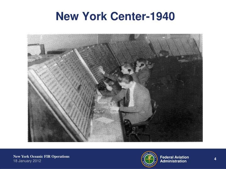 New York Center-1940