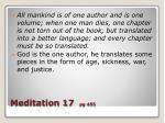 meditation 17 pg 455
