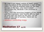 meditation 17 pg 4551