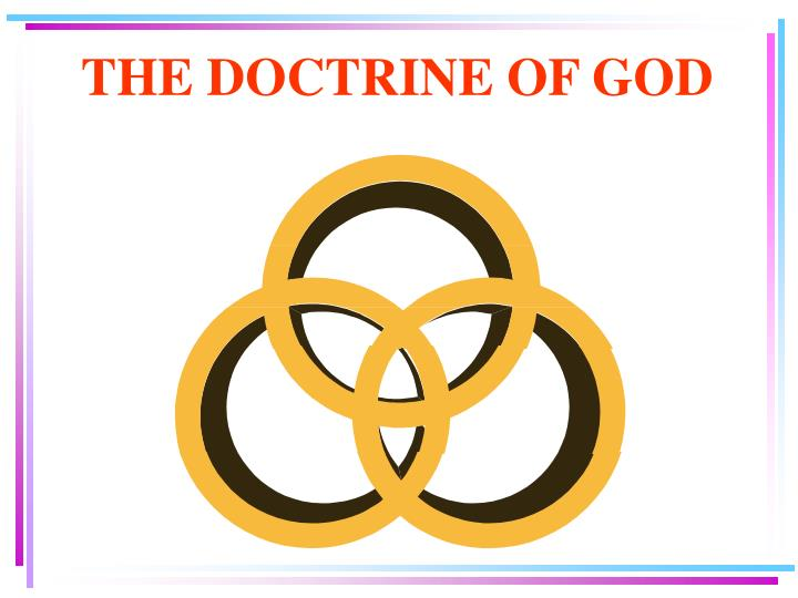 the doctrine of god What is theology what is the nature of god how should we think about the relationships among the persons of the trinity in a carefully reasoned style gerald bray distills the essence of these questions and introduces readers to a theological understanding of the personal, trinitarian existence of god.
