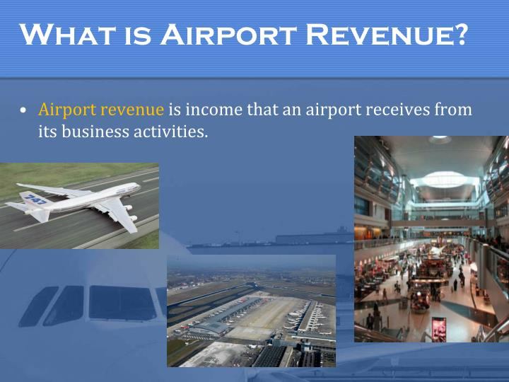 What is Airport Revenue?