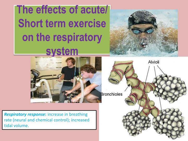 the effect of exercise on the Exercising only has bad effects when it is done excessively the physical damage caused by excessive exercise may even cause permanent damage.