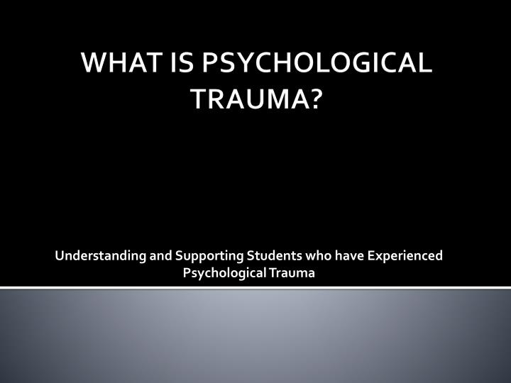 psychological trauma 2 Trauma conferences 2019 focus on trauma and critical care trauma, doctors, deans, healthcare specialists, professors, academic and business professionals from london.
