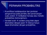peranan probabilitas1