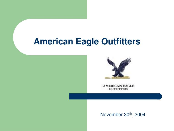 american eagle outfitters n.