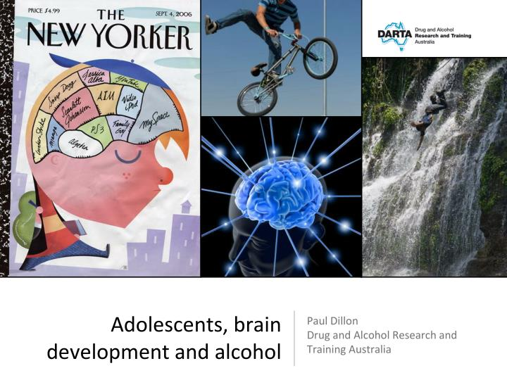 adolescents brain development and alcohol n.