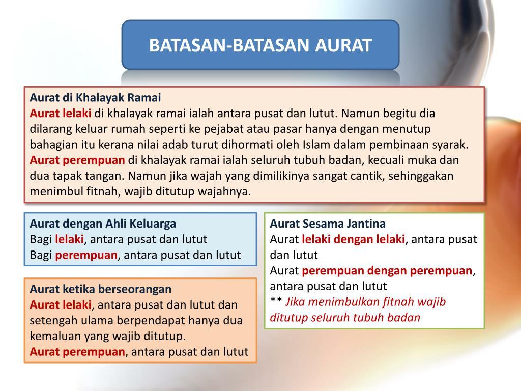 Ppt Batasan Aurat Powerpoint Presentation Free Download Id 2946729