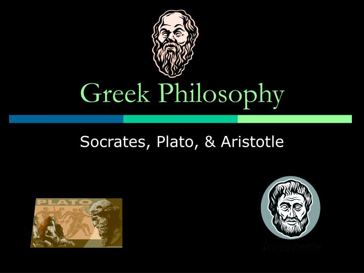 an introduction of socrates plato and aristotle some of the greatest philosophers of ancient greece And if we're going to talk about philosophy in ancient greece, the most famous three philosophers are socrates, plato, and aristotle now, before we get into the first of them, and really the teacher of plato, who was then the teacher of aristotle, let's get a little bit of context on this time period.