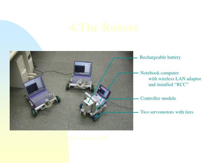 4.The Robots