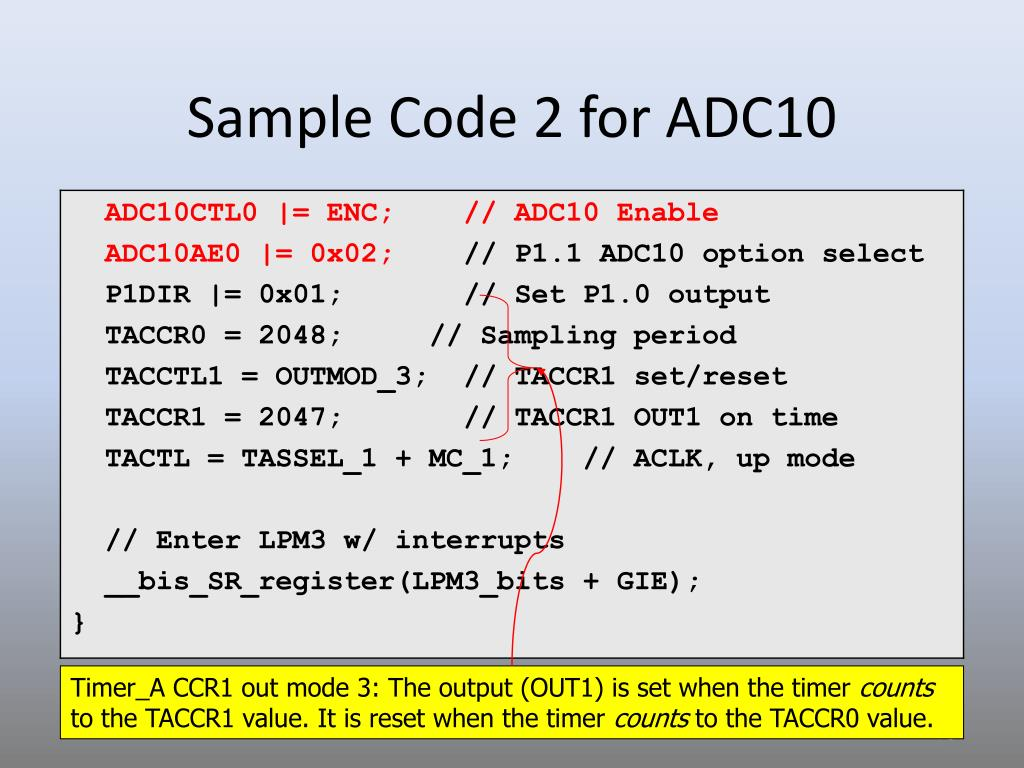 PPT - LAB 5: ADC PowerPoint Presentation - ID:2947636