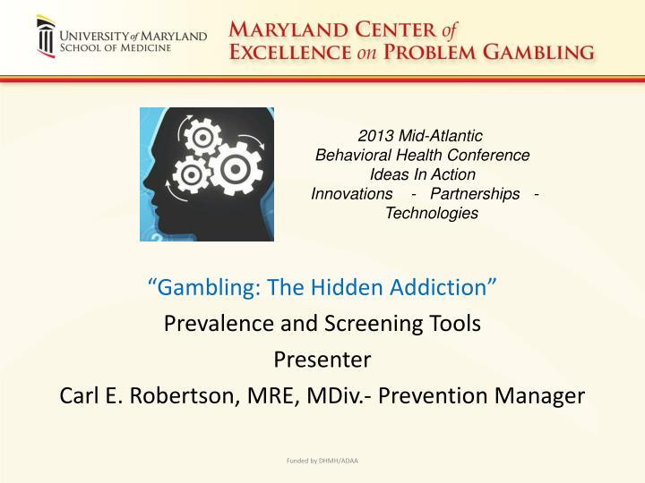 hotline video rendered addiction gambling