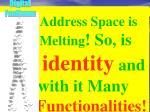 ipv4 address space is melting 35 left