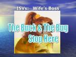 isvs wife s boss