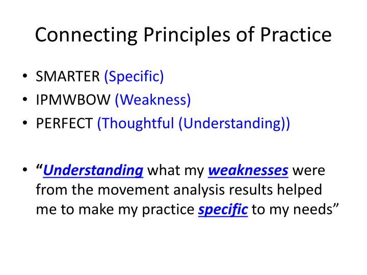 principle of practice assignment View ece 101 week 3 assignment from ece ece  and practice learning approaches, theory, and practice lakia  ece 101 week 3 assignment - running head learning.