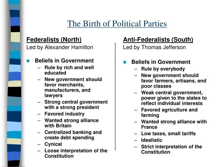 Federalists (North)