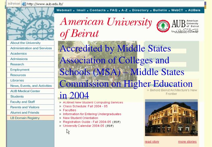 hypothesis middle states association of colleges A response to mk dov lipman fund concur with lipman's hypothesis that today's high school by the middle states association of colleges and.