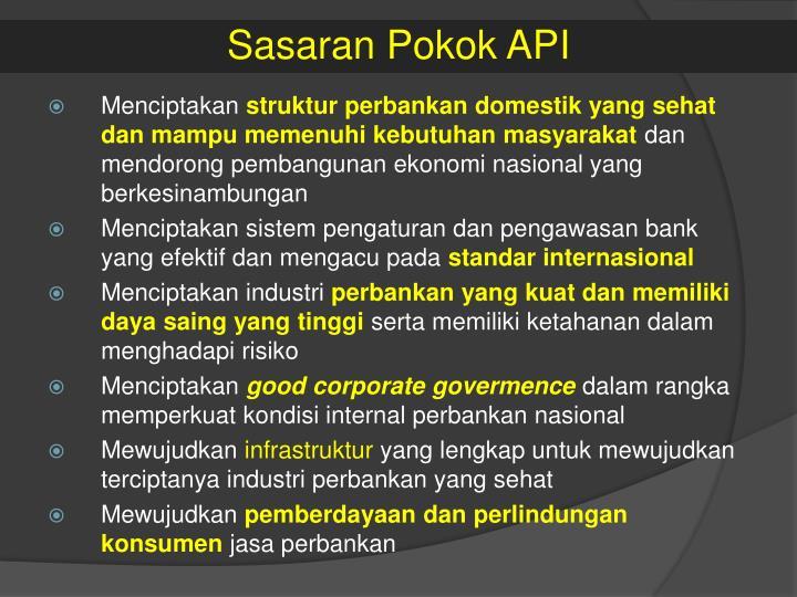 Arsitektur perbankan indonesia basel i basel ii