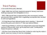 third parties1